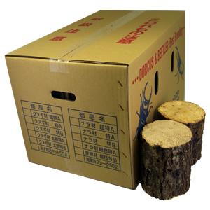 クヌギ材 太物 特A レギュラー箱(12〜20本入)