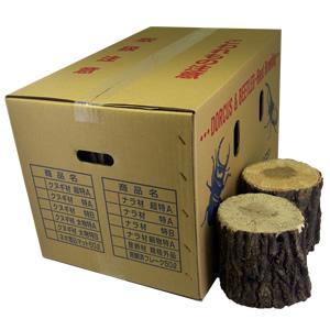 クヌギ材 太物 特B レギュラー箱(12〜20本入)