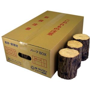 クヌギ産卵飼育材 特A ハーフ箱(12〜24本入)