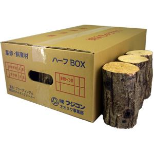 ナラ産卵飼育材 特A ハーフ箱(12〜24本入)