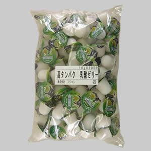 高タンパク乳酸ゼリーS 100P
