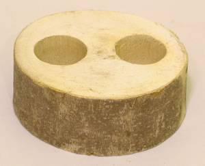 皿木Cツイン(16g穴×2)×10個セット